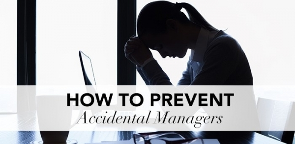 CMI: How to prevent 'Accidental Managers'