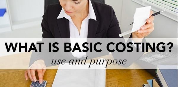 AAT Accountancy: Basic Costing