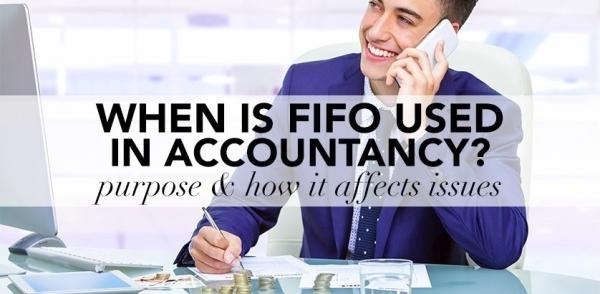 AAT Accountancy: When is FIFO used in accountancy?