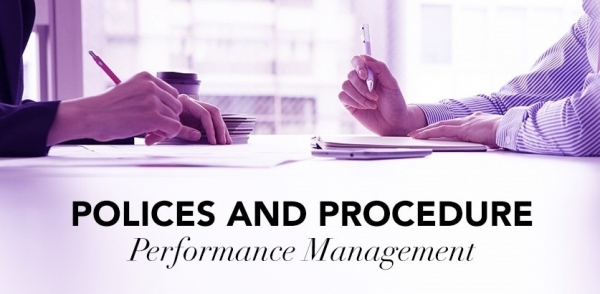 CMI: Policies – Performance Management