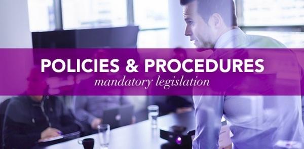 Policies: Mandatory and Optional