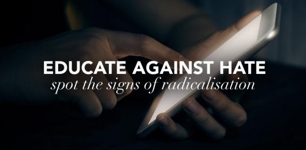 Safeguarding: Educate Against Hate