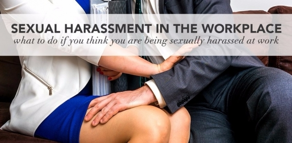 Safeguarding: Sexual Harassment in the Workplace